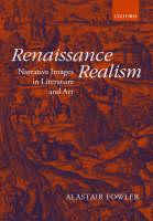 Renaissance Realism: Narrative Images in Literature and Art (Hardback)