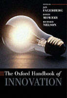 The Oxford Handbook of Innovation - Oxford Handbooks (Hardback)