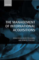 The Management of International Acquisitions (Paperback)
