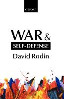 War and Self-Defense (Paperback)