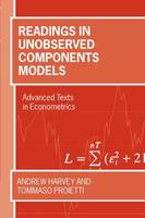 Readings in Unobserved Components Models - Advanced Texts in Econometrics (Paperback)