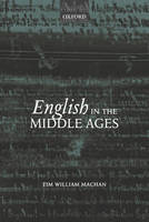 English in the Middle Ages (Paperback)
