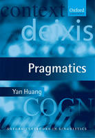 Pragmatics - Oxford Textbooks in Linguistics (Hardback)