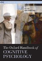 The Oxford Handbook of Cognitive Psychology - Oxford Library of Psychology (Paperback)
