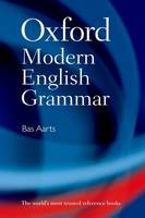 Oxford Modern English Grammar (Hardback)