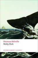 Moby Dick - Oxford World's Classics (Paperback)