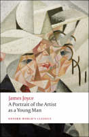 A Portrait of the Artist as a Young Man - Oxford World's Classics (Paperback)
