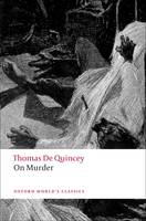 On Murder - Oxford World's Classics (Paperback)