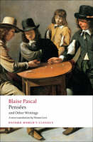 Pensees and Other Writings - Oxford World's Classics (Paperback)