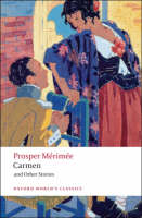 Carmen and Other Stories - Oxford World's Classics (Paperback)