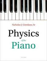 Physics of the Piano (Hardback)