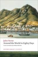 Around the World in Eighty Days - Oxford World's Classics (Paperback)