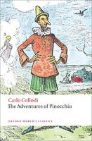 The Adventures of Pinocchio - Oxford World's Classics (Paperback)
