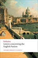 Letters concerning the English Nation - Oxford World's Classics (Paperback)