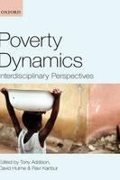 Poverty Dynamics: Interdisciplinary Perspectives (Hardback)