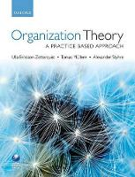 Organization Theory: A Practice Based Approach (Paperback)