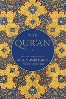 The Qur'an: English translation with parallel Arabic text (Hardback)