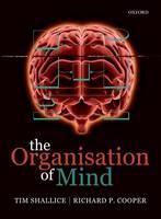 The Organisation of Mind (Paperback)