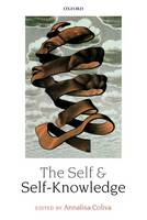 The Self and Self-Knowledge (Hardback)