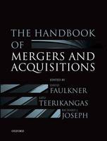 The Handbook of Mergers and Acquisitions (Hardback)