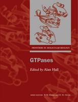 GTPases - Frontiers in Molecular Biology 24 (Paperback)