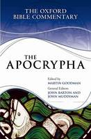 The Apocrypha - Oxford Bible Commentary (Paperback)