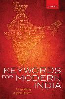 Keywords for Modern India (Hardback)