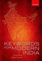 Keywords for Modern India (Paperback)