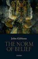 The Norm of Belief (Hardback)