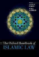 The Oxford Handbook of Islamic Law