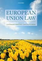 European Union Law (Paperback)
