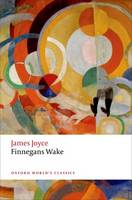 Finnegans Wake - Oxford World's Classics (Paperback)