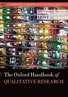 The Oxford Handbook of Qualitative Research - Oxford Library of Psychology (Hardback)