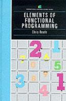 Elements Of Functional Programming