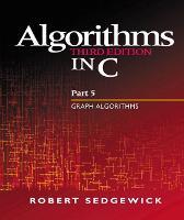 Algorithms in C, Part 5: Graph Algorithms (Paperback)