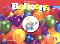 Balloons: Kindergarten, Level 1 (Paperback)