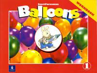 Balloons: Kindergarten, Level 1 Workbook (Paperback)