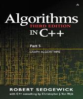 Algorithms in C++ Part 5: Graph Algorithms (Paperback)