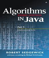 Algorithms in Java, Part 5: Graph Algorithms (Paperback)