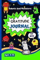Gratitude Journal For Kids Ages 5-10 (Paperback)