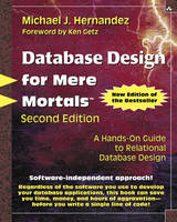 Database Design for Mere Mortals