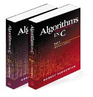 Algorithms in C, Parts 1-5 (Bundle): Fundamentals, Data Structures, Sorting, Searching, and Graph Algorithms