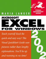 Excel 2002 for Windows: Visual Quickstart Guide (Paperback)
