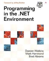 Programming in the .NET Environment (Paperback)