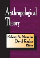 Anthropological Theory (Paperback)