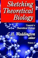 Sketching Theoretical Biology: Toward a Theoretical Biology, Volume 2 (Paperback)