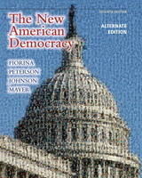 The New American Democracy with MyPoliSciLab with Etext -- Access Card Package