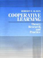 Cooperative Learning: Theory, Research, and Practice (Paperback)