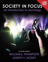 Society in Focus: An Introduction to Sociology, Census Update (Paperback)