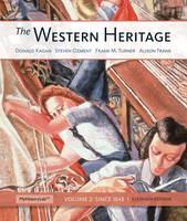 The Western Heritage: Volume 2 (Paperback)